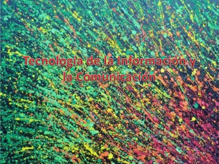 Tecnología de la información y la Comunicación       Ingrid Tatiana Benavides Romero                      9-4   Escuela No...