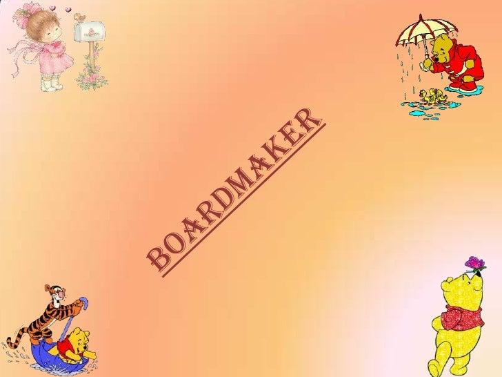 ¿Qué es Boardmaker?Es una aplicación en educación, terapia e intervención; para entrenamiento del lenguaje, para adquisici...