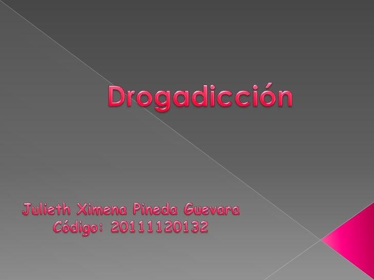 1. ¿Que es La Drogadicción?2. ¿Que Lleva a Las Personas a Consumir   Drogas?3. ¿Cuáles Son Las Consecuencias Del Abuso De ...