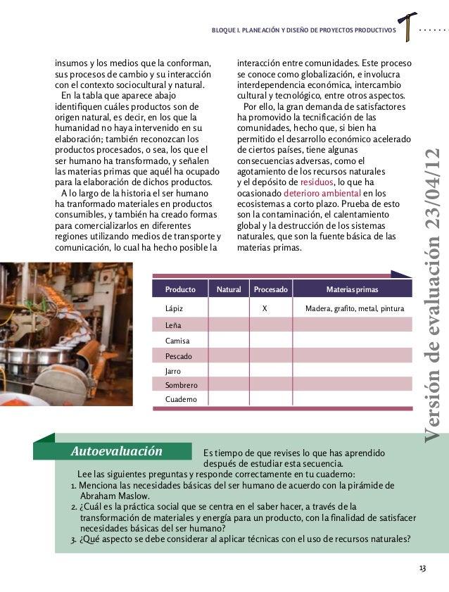 Tecnologia i (horticultura) 2012