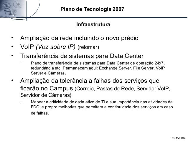 Tecnologia 2007