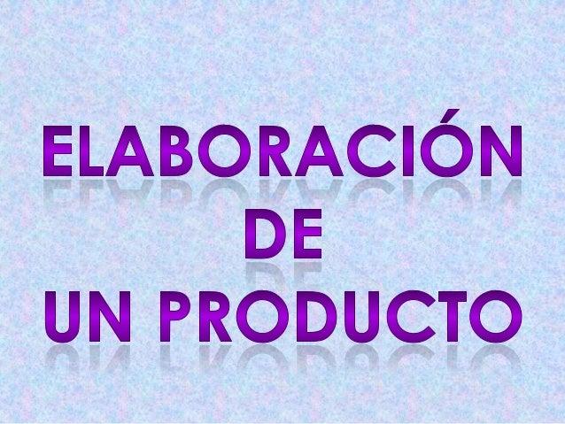 Identificación de oportunidades  Diseño  Prueba  Especificación  Producción fabril  Introducción (lanzamiento del pr...