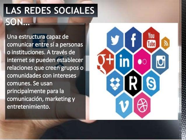 Una estructura capaz de comunicar entre sí a personas o instituciones. A través de internet se pueden establecer relacione...