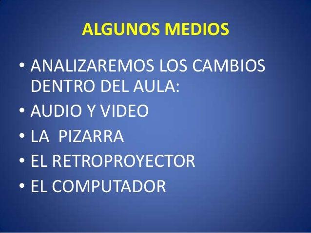 TECNOLOGIA EDUCATIVA DE HOY Slide 3