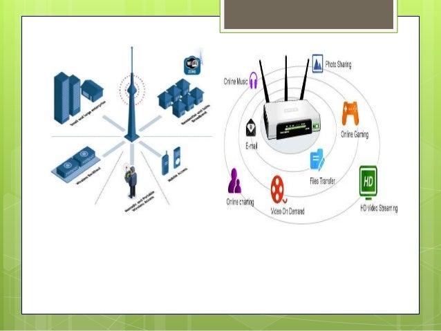  * Permite la conexión de gran cantidad de dispositivos móviles. En las redes cableadas mientras más dispositivos haya, m...