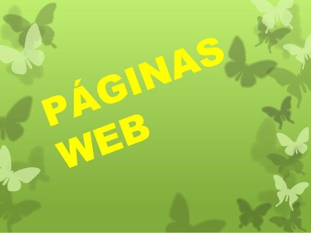 Una página web (o página electrónica, según el término recomendado por la R.A.E.) es el nombre de un documento o informaci...