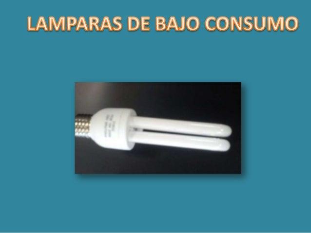 L mparas de bajo consumo - Emisores termicos de bajo consumo ...