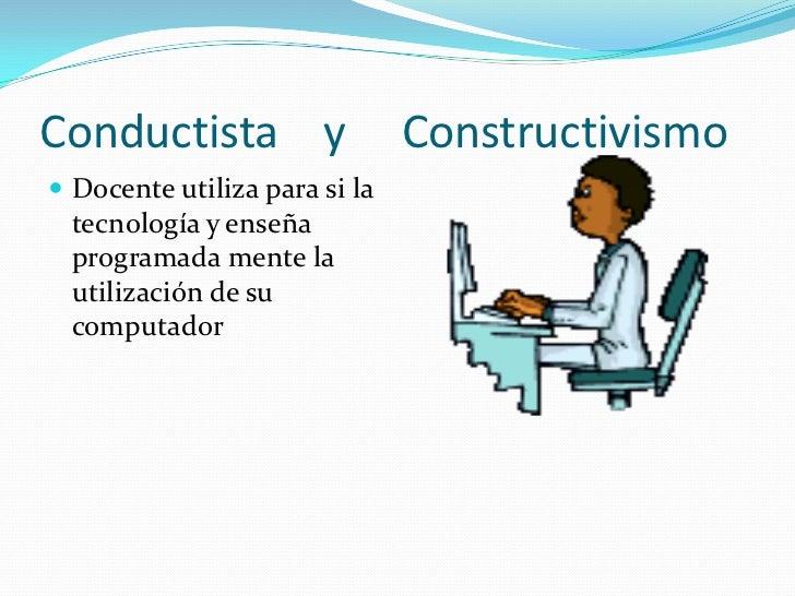 Tecnologia educativa ..... Slide 3