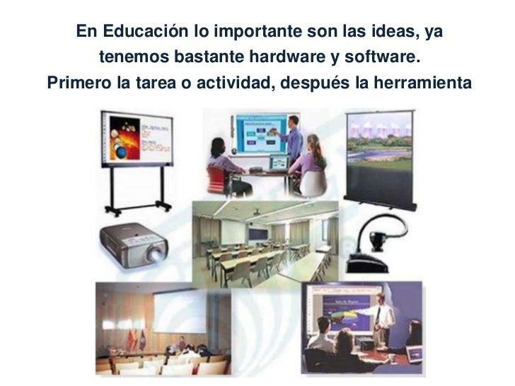 Tecnología Metodología y Creatividad. Slide 2