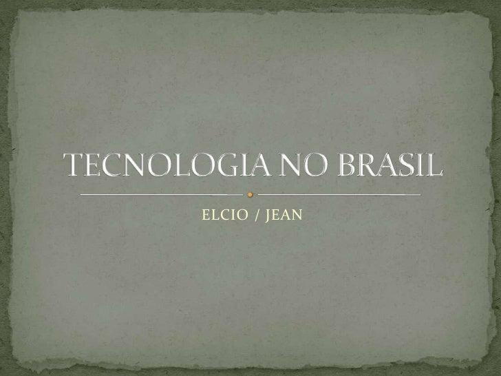 ELCIO / JEAN