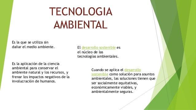 TECNOLOGIAS AMBIENTALES PDF