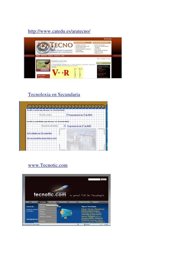 Tecnologias Enlaces Blog Slide 2