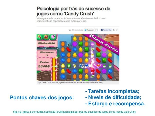 """""""(...) O RISCO DE DEPENDÊNCIA É UMA META DE DESIGN""""  http://www.tecmundo.com.br/video-game/19605-vicio-em-games-parte-do-j..."""