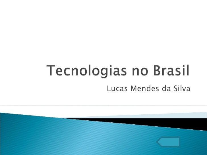 Lucas Mendes da Silva