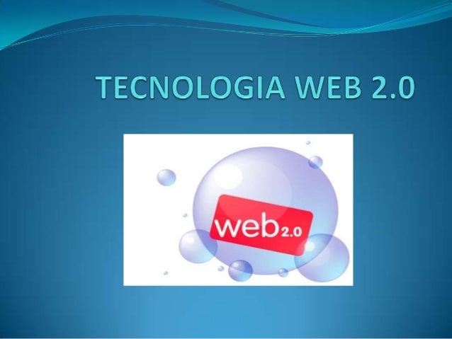 INTRODUCCIÓN A LA WEB 2.0 Antes de la llegada de las tecnologías de la Web 2.0 se  utilizaban páginas estáticas programad...