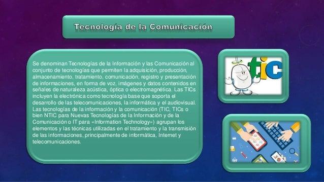 Tecnologia y comunicacion <genesis>  Slide 3