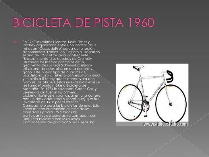    La bicicleta de montaña o bici montaña es el    tipo de bicicleta diseñada para viajes por la    montaña o campo a tra...