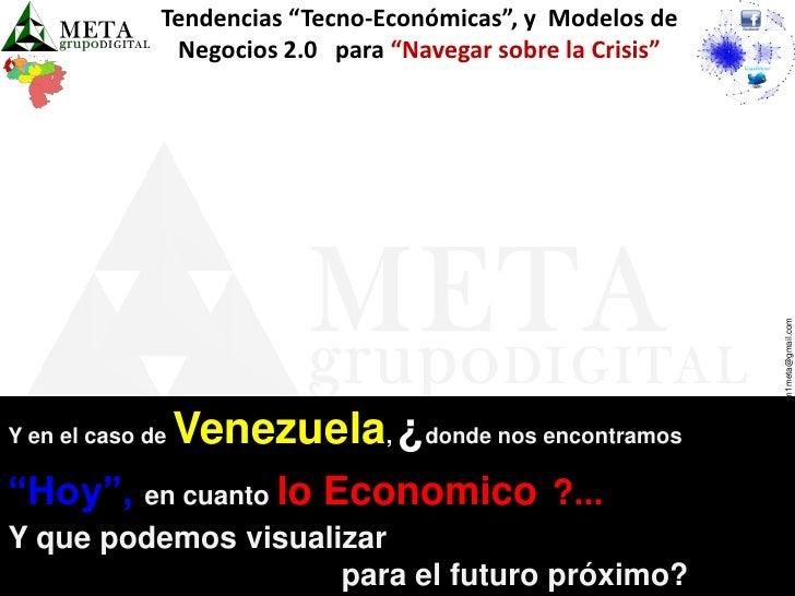 Tecno Tendencias Y Negocios 2.0 Slide 3