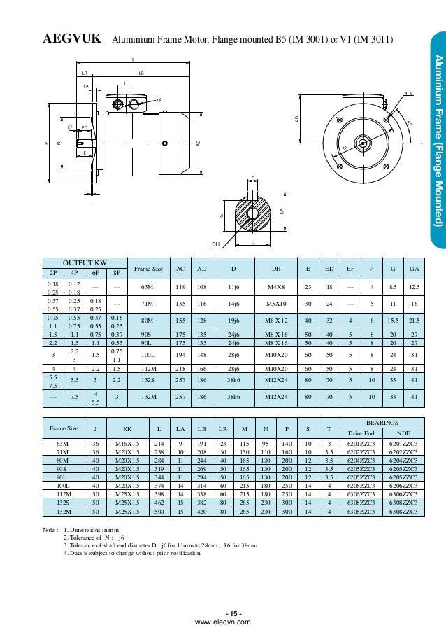 Teco Electric Motor Manual