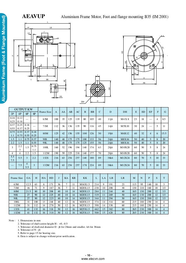 Teco electric motor manual