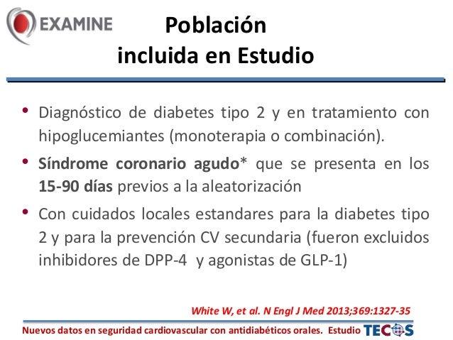 Control de la glucosa y enfermedad cardiovascular en ...