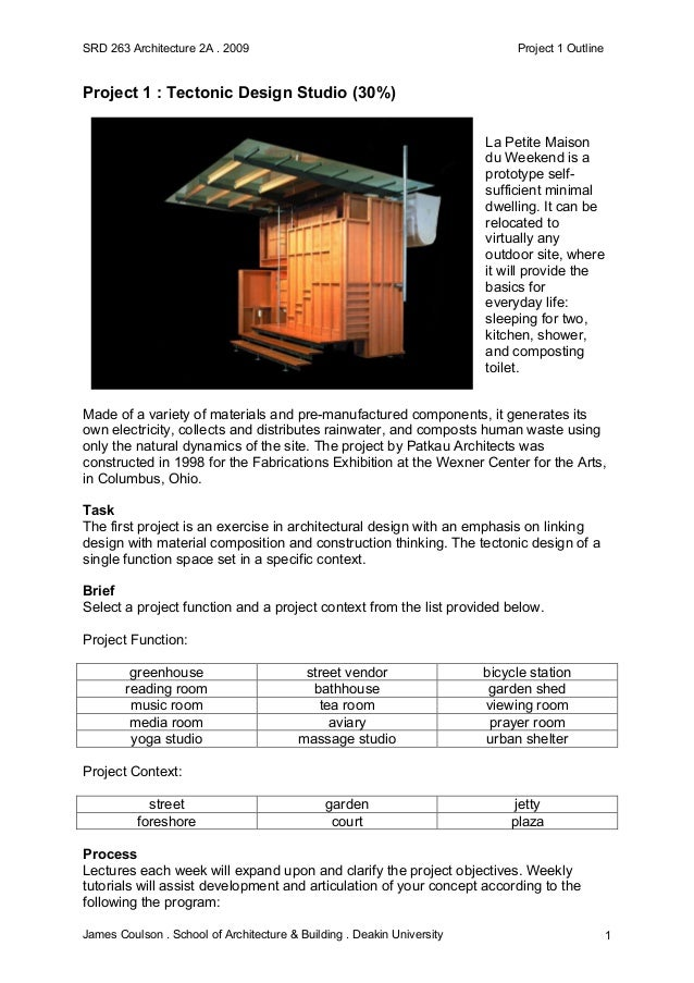 Architecture Design Brief modren architecture design brief samples to ideas