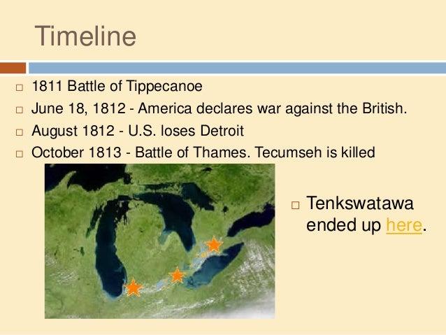 tecumseh and the prophet
