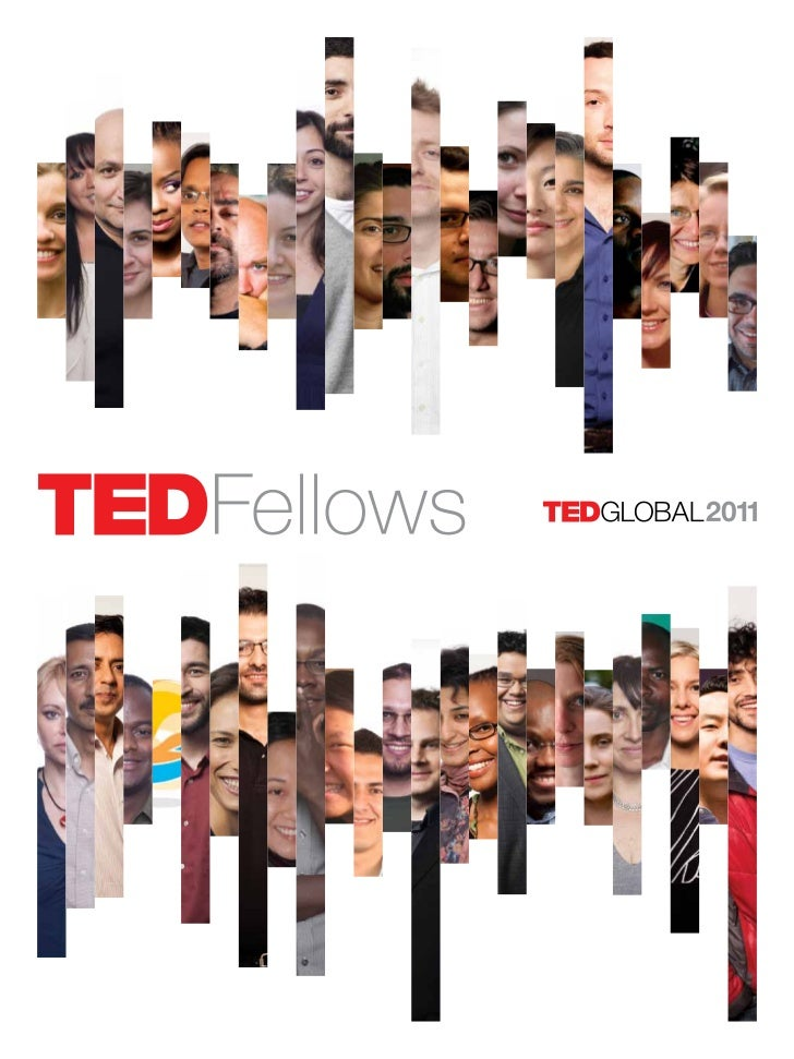 Dear TEDizens,We are excited to welcome the TEDGlobal 2011 Fellows to Edinburgh, TED's new international home!In these pag...