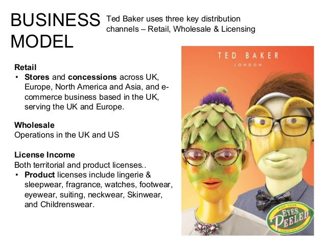 swot ted baker Examples i've come across are mixing up ba and baa, talking about how much  they want to work with ted baker when they mean french connection or.