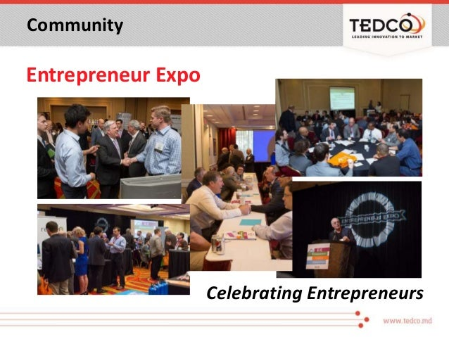 Tedco business plan