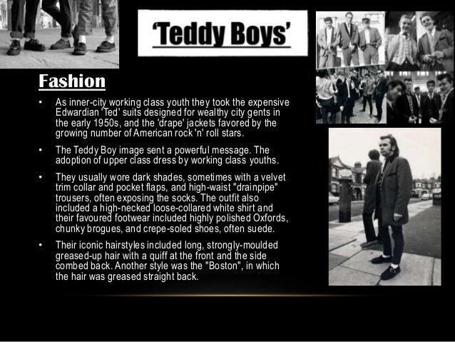 Teddy Boys Pptx