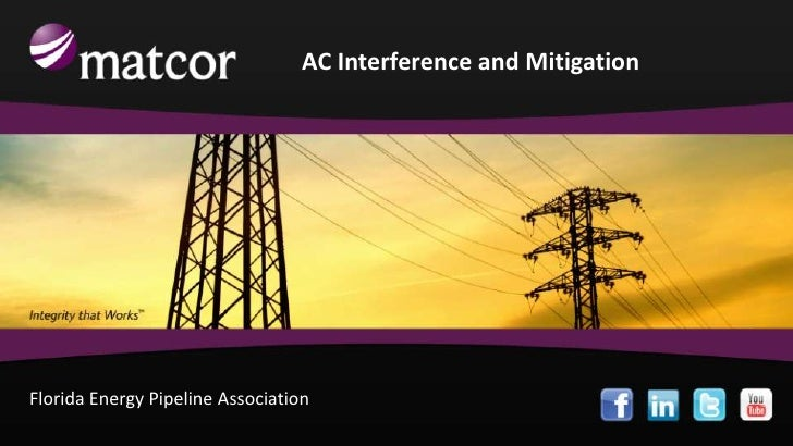 AC Interference and MitigationFlorida Energy Pipeline Association