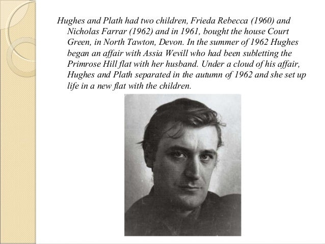 Ted hughes and shamanism