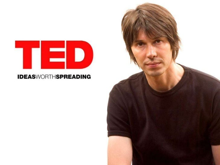 TED Slideshow - Brian Cox