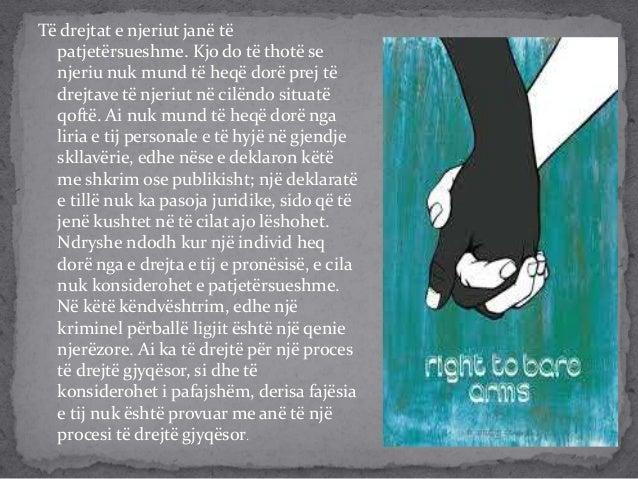  Neni 19 1. Kushdo që lind duke pasur qoftë edhe njërin prej prindërve me shtetësi shqiptare, e fiton vetiu shtetësinë sh...