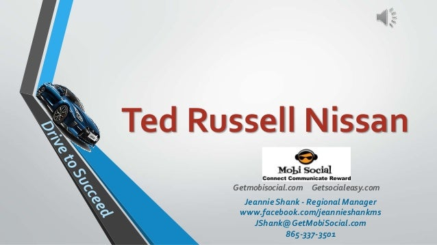 ted russell nissan power point
