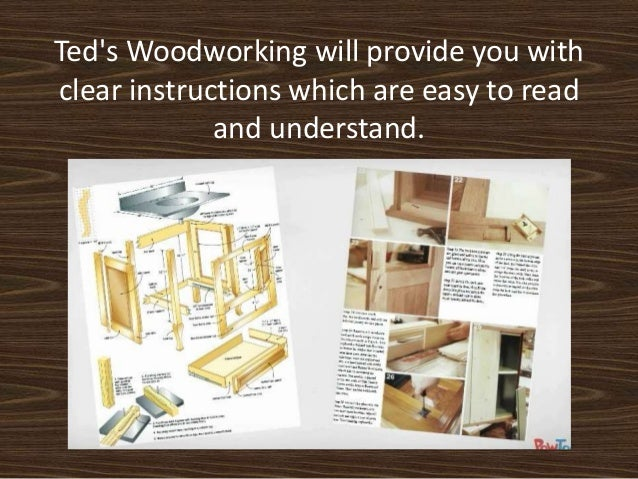 Teds Woodworking Reviews Scam Or Not