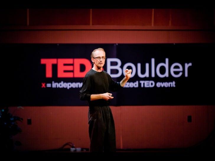 TEDxBoulder Pics James Brew