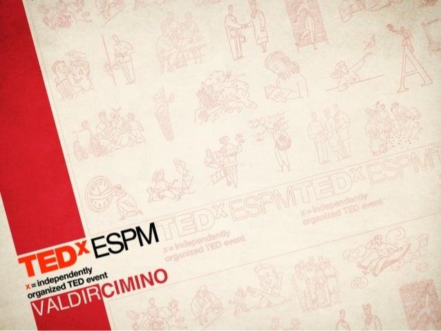 TEDxESPM - Valdir Cimino - Viva e Deixe Viver