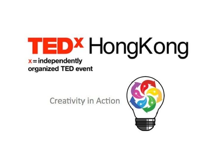 <ul><li>Creativity in Action </li></ul>