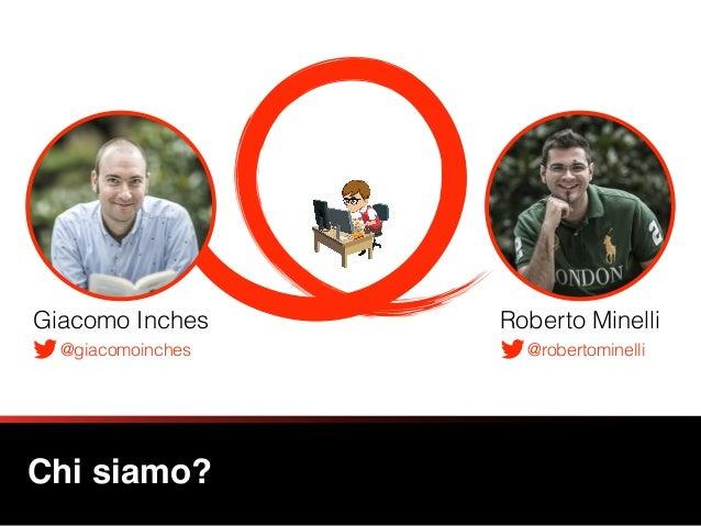 Come Creare un Talk in Stile TED Slide 3