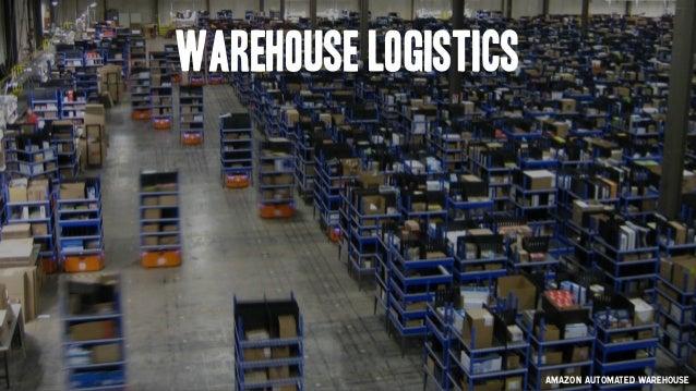 Amazon automated warehouse warehouse logistics