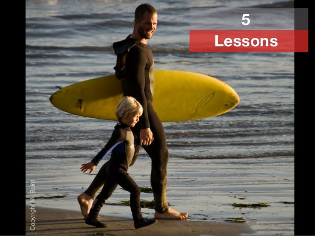 Lesson #4    Be distinctiveCopyright J.Stuefer