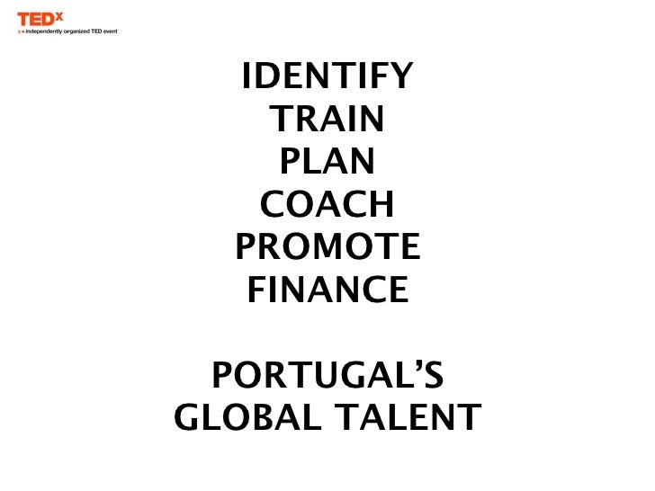 Boosting Portugal's Brand through Talent