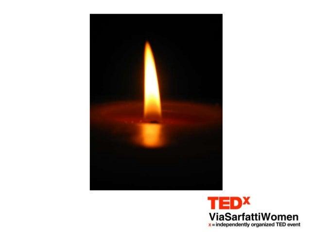 TEDxWomen Francesca Parviero
