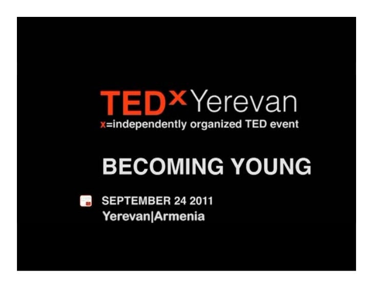 Redefining Our Economic Systems:Could A Forest Be Worth MoreThan A Gold Mine?Presented by Jason Sohigian @ TEDx Yerevan
