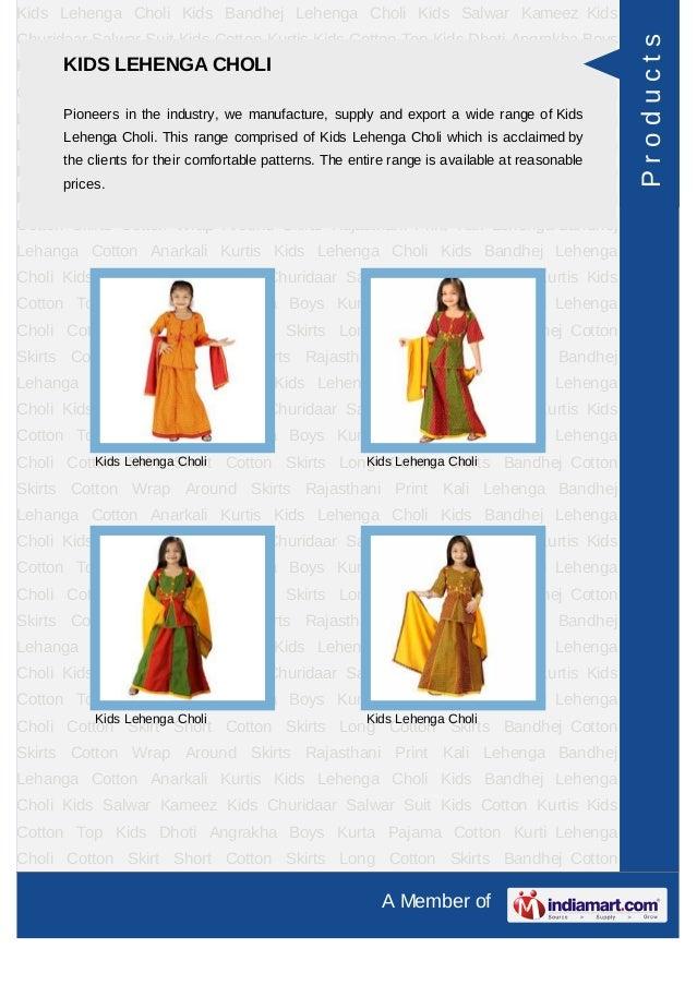 Teej Handicrafts, Jaipur, Ladies & Kids Garments Slide 3