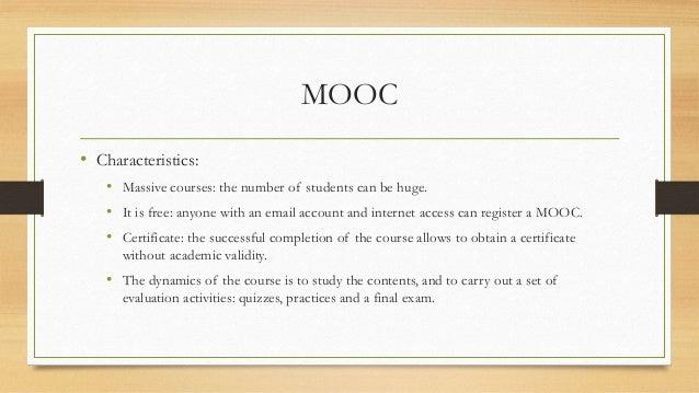 Development of a MOOC Management System Slide 3