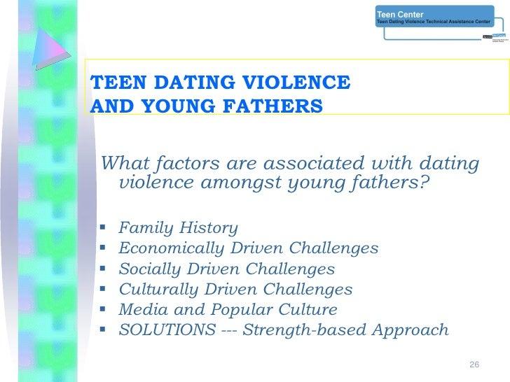 Teen Dating Violence Webinar SlideShare