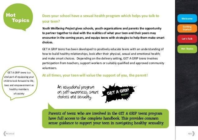 Sexual health empowerment topics